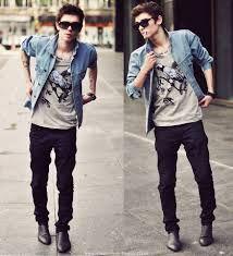 Indie rock fashion men 16
