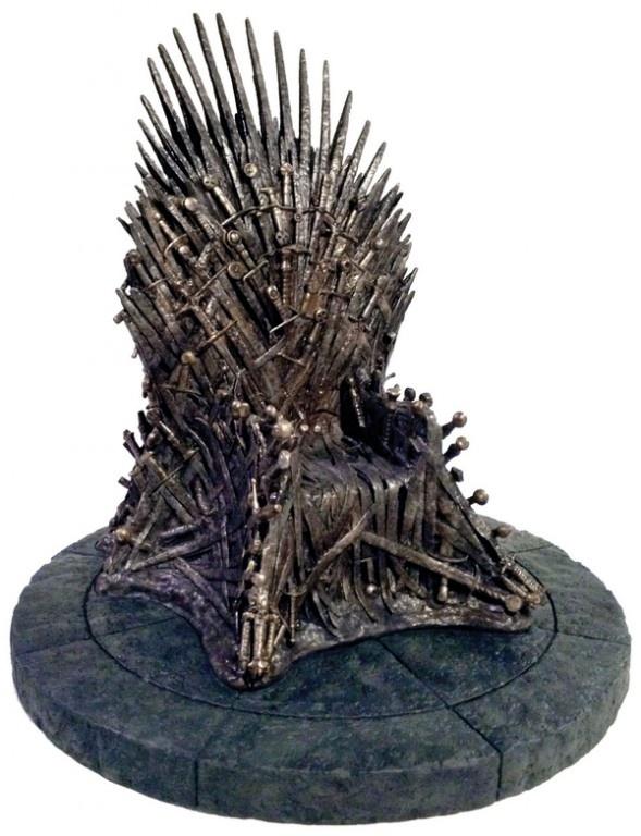 Iron Throne Replica Statue