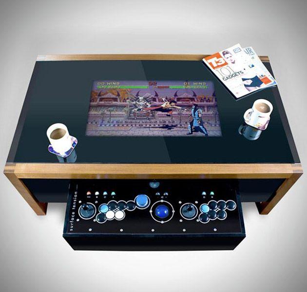 Arcade coffe table B)