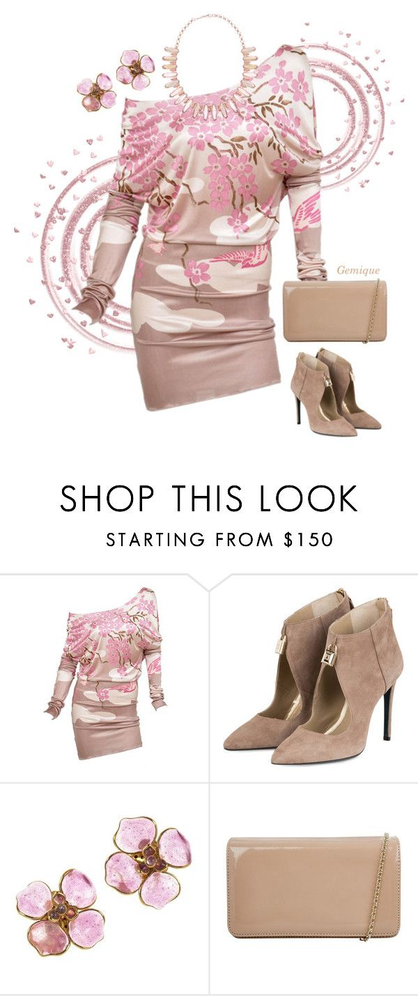 """""""You wanna dance...?"""" by gemique ❤ liked on Polyvore featuring Chanel, Hobbs and Kendra Scott"""