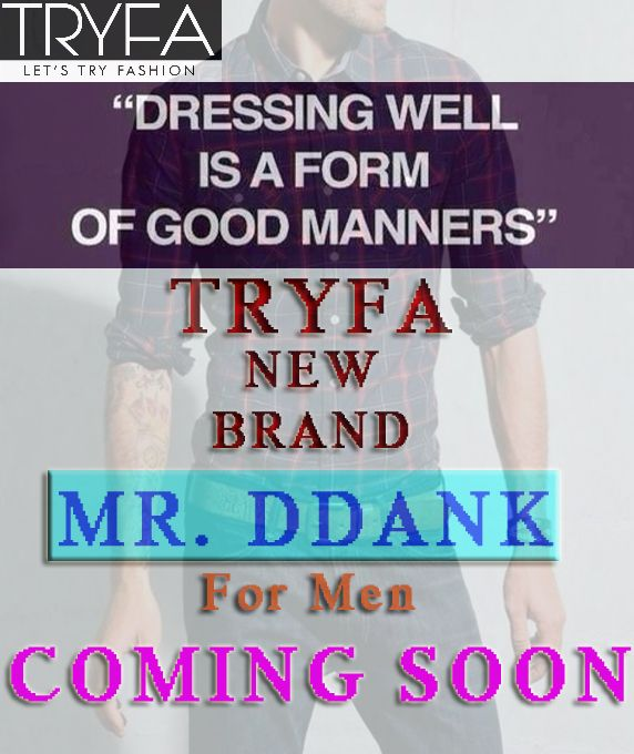 Men's new fashion brand to rock the fashion world. Visit Now: