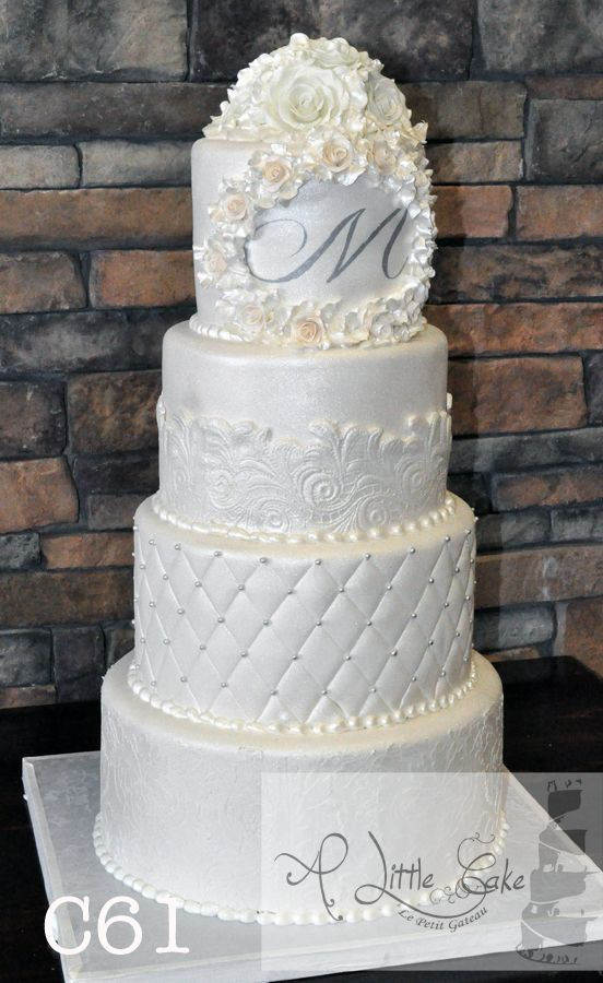 Fondant Iced cake Here is a fondant