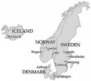 SEO Skandinavia i 2012