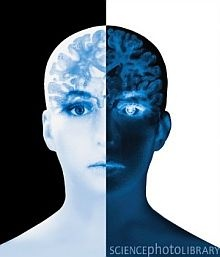 People who practice self-mutilation show decreased brain activity in areas responsible for negative emotions.