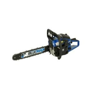 Blue Max, 18 in. 45cc Heavy Duty Gas Chainsaw, 6595 at The Home Depot - Mobile