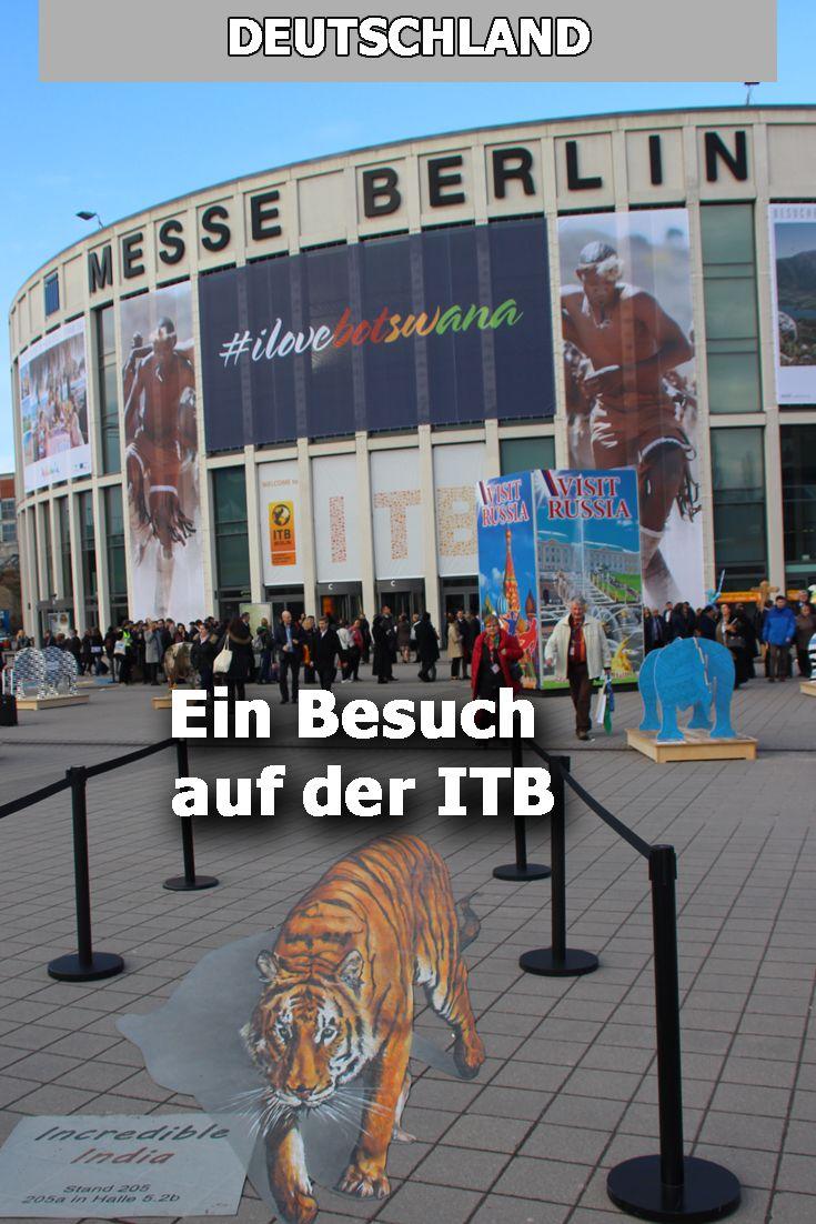 Die ITB in Berlin ist die größte Reisemesse der Welt. Ob sich ein Besuch lohnt, zeigt dieser Bericht.