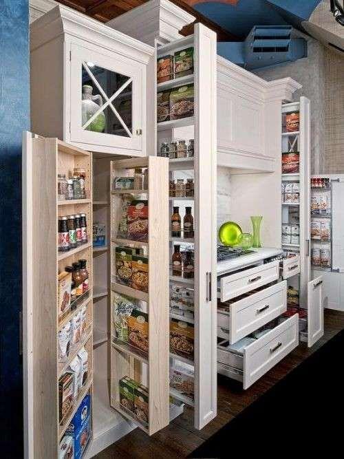 Oltre 25 fantastiche idee su Cucina salvaspazio su Pinterest ...