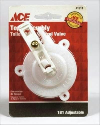 Ace Ballcock Top Assembly for Toilet Water Control Valve 1B1 Adjustable, 41911