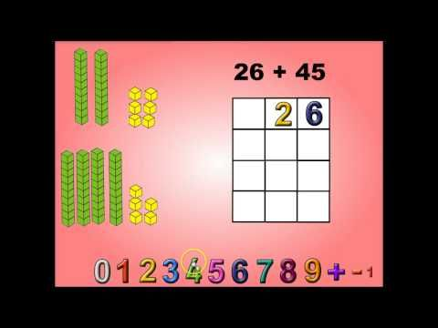 Muistinumero yhteenlaskussa