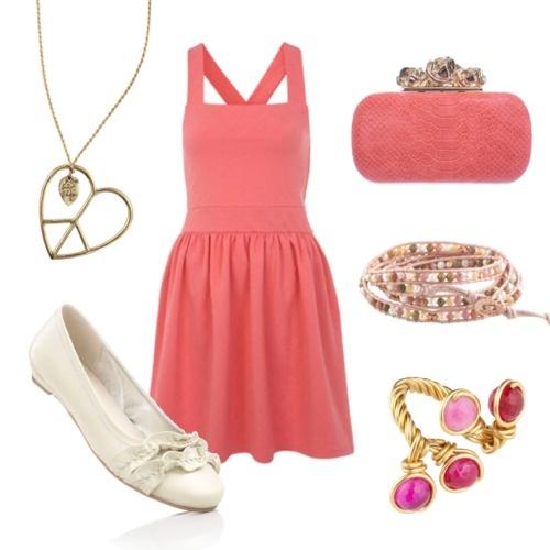 Der Sommer ist da! - Süßes Outfit für den Sommer | Outfit kaufen bei www.pinings.com/outfit/360/