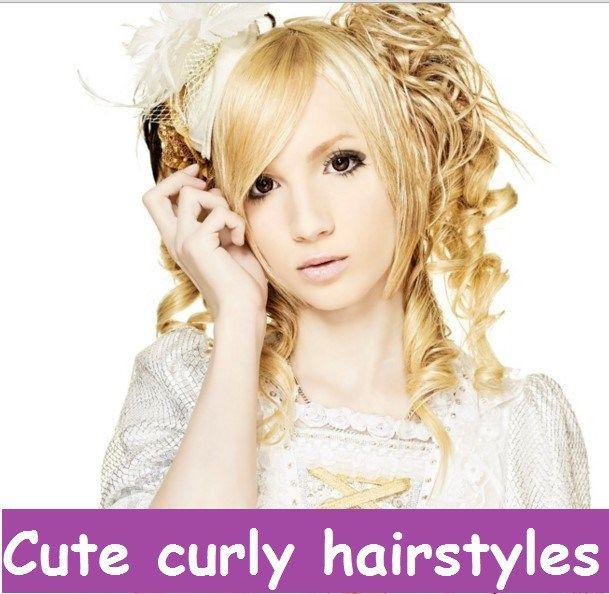 best 20 cute curly hairstyles ideas on pinterest braids