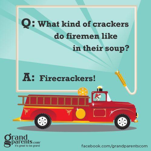 #jokes #firetruck #firefighters #jokesforkids