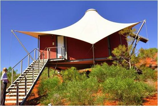 tents_Silence Luxury resort galamping tent