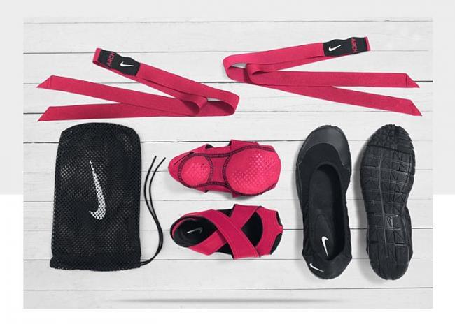 zapatillas de Nike para Pilates y Yoga