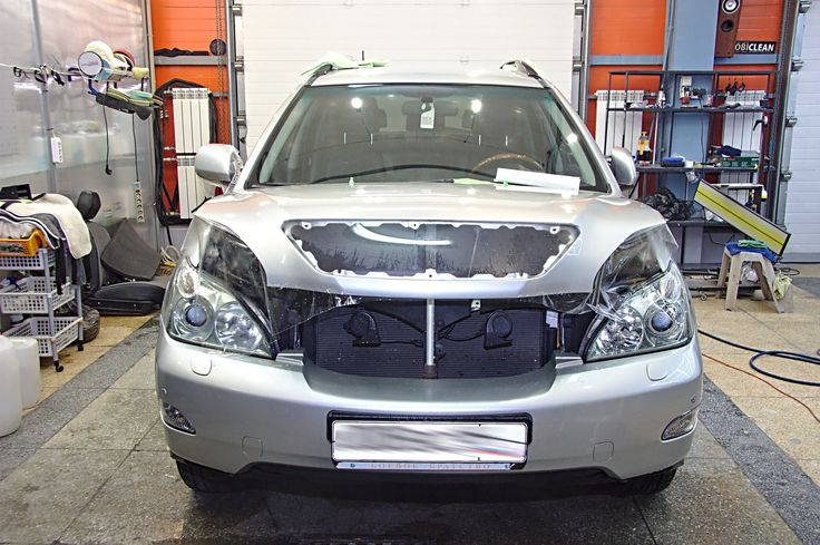 Если Вы любите свой автомобиль, то никогда не поздно защитить его блеск антигравийной полиуретановой пленкой премиум-класса #Llumar PPF Supergloss, как это сделал владелец Lexus RX