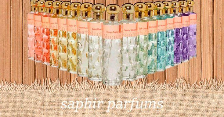 Descubre el listado completo actualizado de equivalencias Saphir 2017, el principal fabricante de perfumes de imitación.