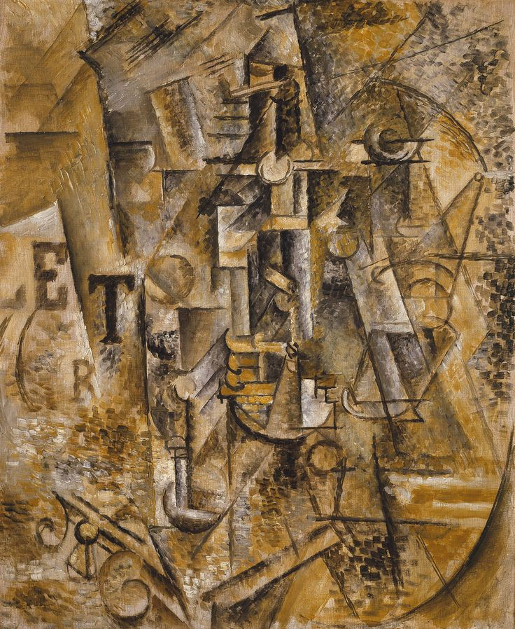 Still Life with A Bottle of Rum, Pablo Picasso, 1911. Artistic Influence.