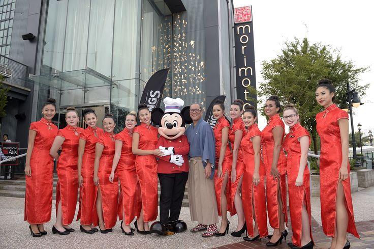 Disney Springs Morimoto Asia Restaurant review (we love Mickey Mouse!)