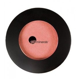 gloMinerals blush - sweet - the best blush ever!  love the peachy & gold tones, perfect on any skin tone