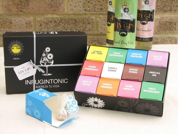 12-unit taster box