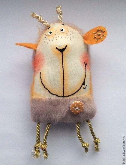 Барашки - овечка,барашек,подарок на новый год 2015,подарок на новый год