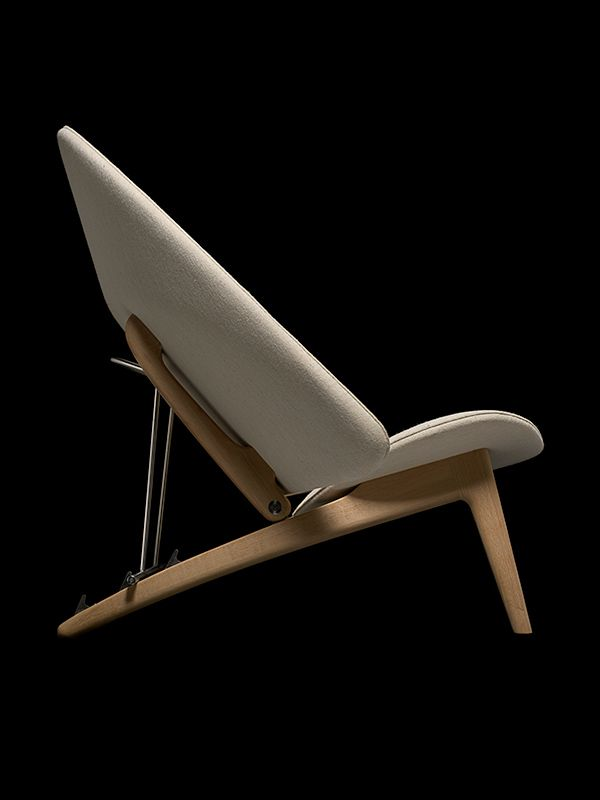 For The Celebration Of Hans Wegneru0027s 100th Anniversary, PP Mobler Offers  The Tub Chair,