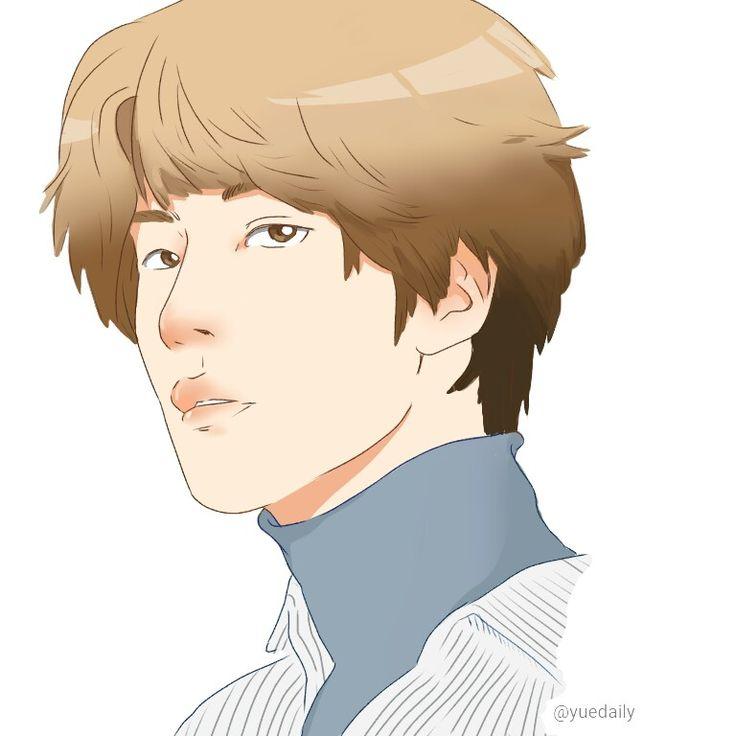 Lee daeyeol golden child fanart