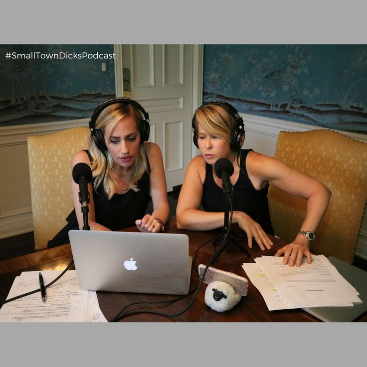 Yeardley Smith and Zibby Allen produce & co-host the true crime podcast, Small Town Dicks.