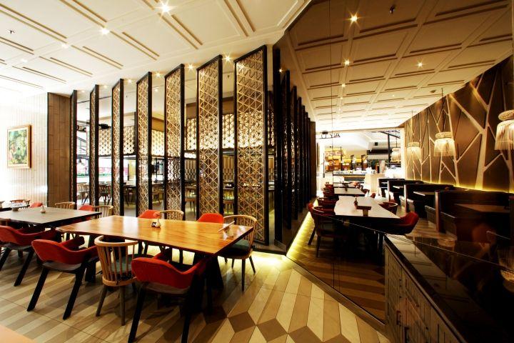 Maison Tatsuya Restaurant By Metaphor Interior At Kota