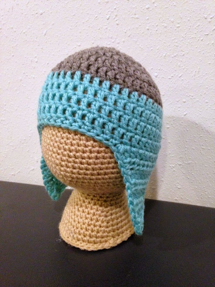 five little monsters: Free Crochet Pattern- Crochet Mannequin Heads (for Craft Show Display)