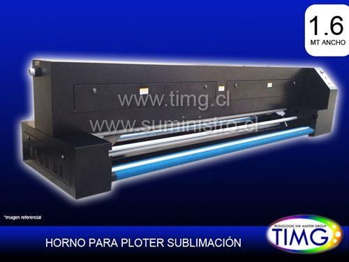 Hornos se acoplan a ploter para sublimar directamente ahorrando tiempo y eliminando el uso de papel para sublimar http://www.suministro.cl/product_p/1012040001.htm#utm_sguid=166629,8aa0ac18-653c-a0dc-4b8d-0240f01473b8