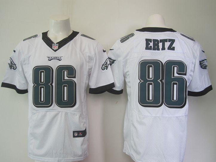 online store ba384 e2c65 NFL Philadelphia Eagles 86 Zach Ertz white elite jerseycheap ...