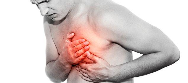 Síntomas que nos alertan de un infarto y cómo prevenirlos