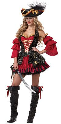 Spanish Pirate Costume - Pirate Costumes