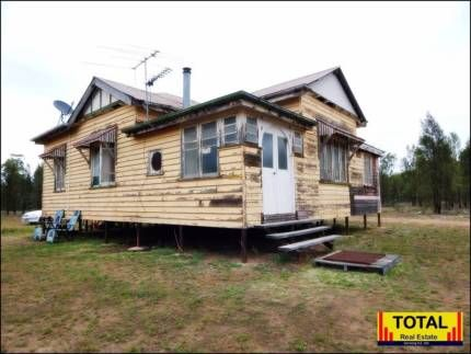 "TOTAL"" Lotz Of Fun"" House, 107.42acs, Dams, White Zones – CHEAP 