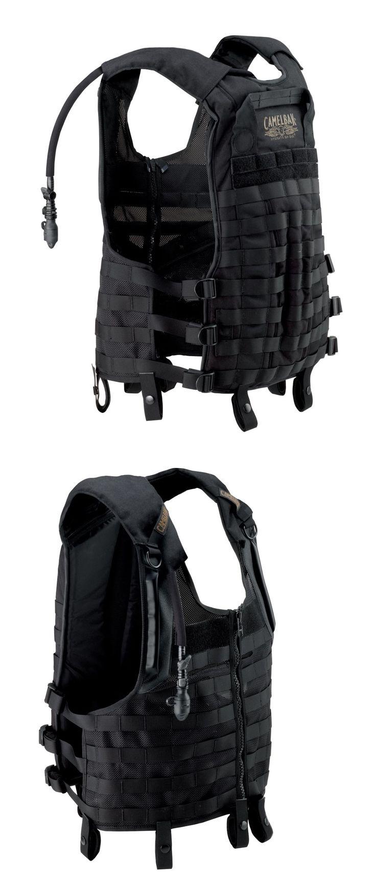 Hydration Packs 87125: Camelbak Delta 5 Tactical Vest 102 Oz 3.1L Black -> BUY IT NOW ONLY: $100 on eBay!