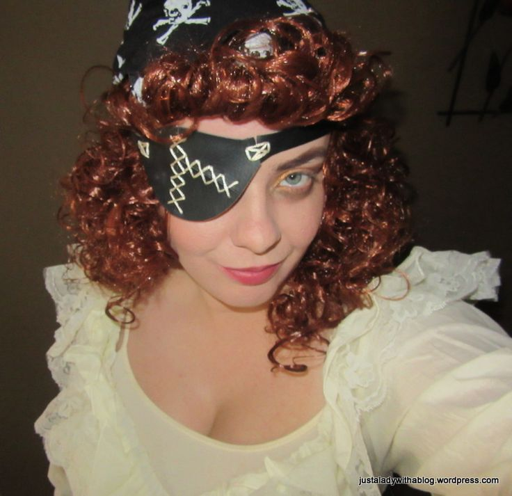 Shiver Me Timbers Day 4 of Halloween dress up I choose to go as a pirate. This costume is new to me this year. I have wanted a pirate costume for a while now but never found one I liked. I kind of …