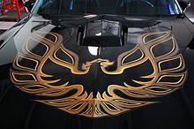 Ahhh...the Pontiac Firebird \m/