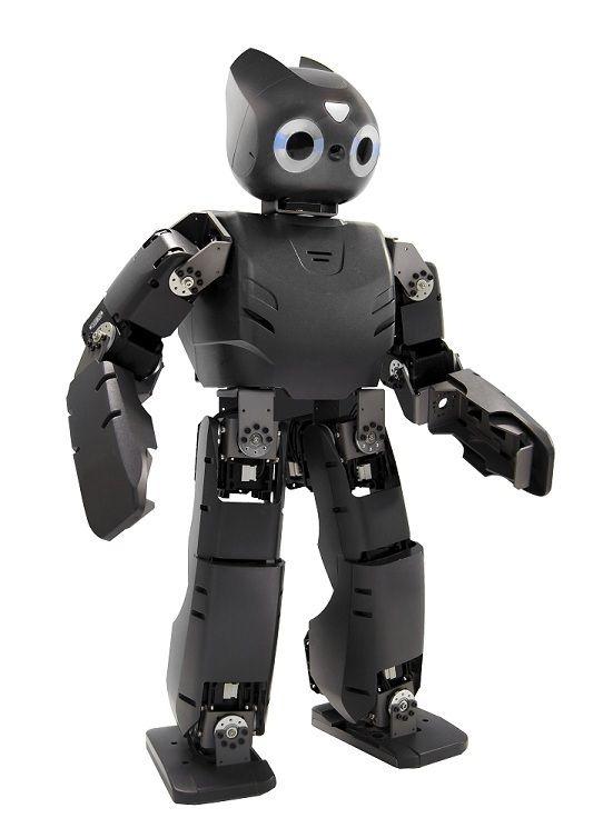 Robotis Darwin OP Humanoid Robot Kit  http://www.robotis.com/