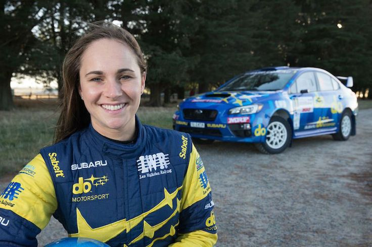 Molly Taylor: The Fastest Female Aussie Rally Driver On Cars And Technology