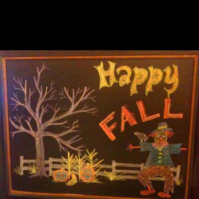 Blackboard Artwork Ideas: Chalkboards (by My Husband)