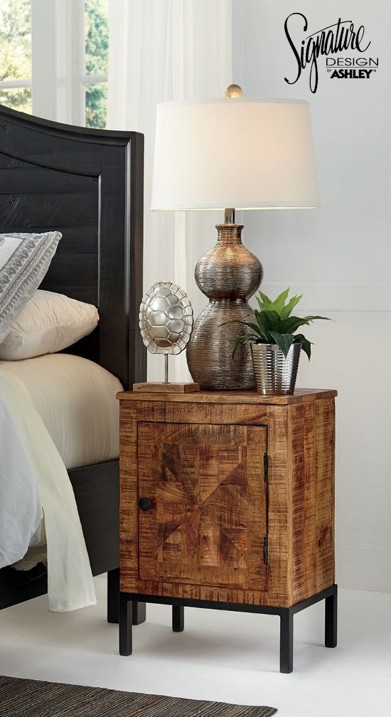Charlowe Night Stand Bedroom Furniture And Accessories Ashleyfurniture