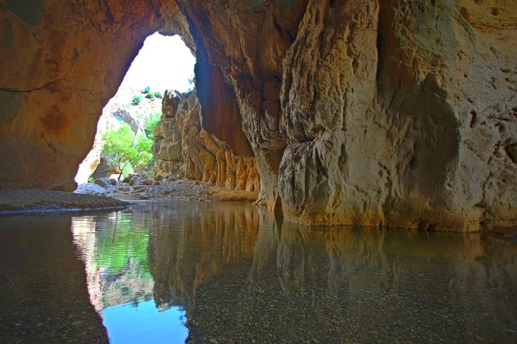 Lice - Bırkleyn Mağaraları, Diyarbakır, Türkiye