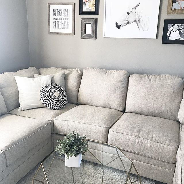 Luxora 4-Piece Sectional by Ashley HomeStore, Tan