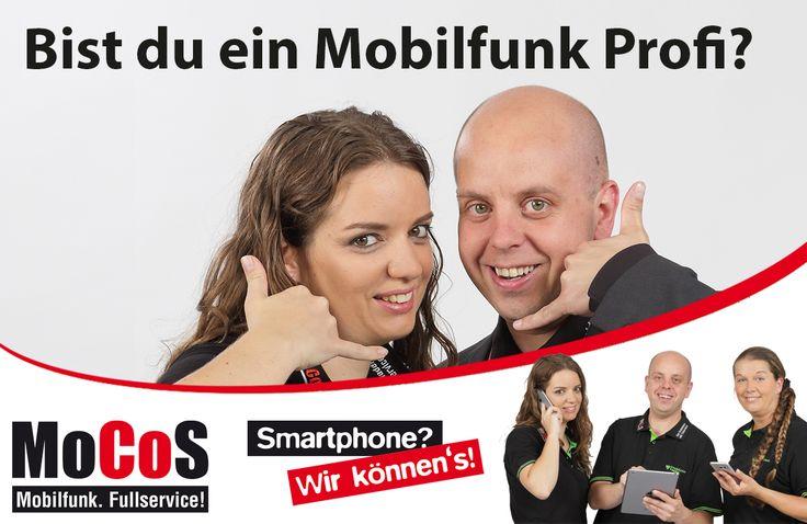 Bist du ein Mobilfunk Profi?  Wir bieten Fullservice zum Thema Telekommunikation, sind am wachsen und suchen Unterstützung.