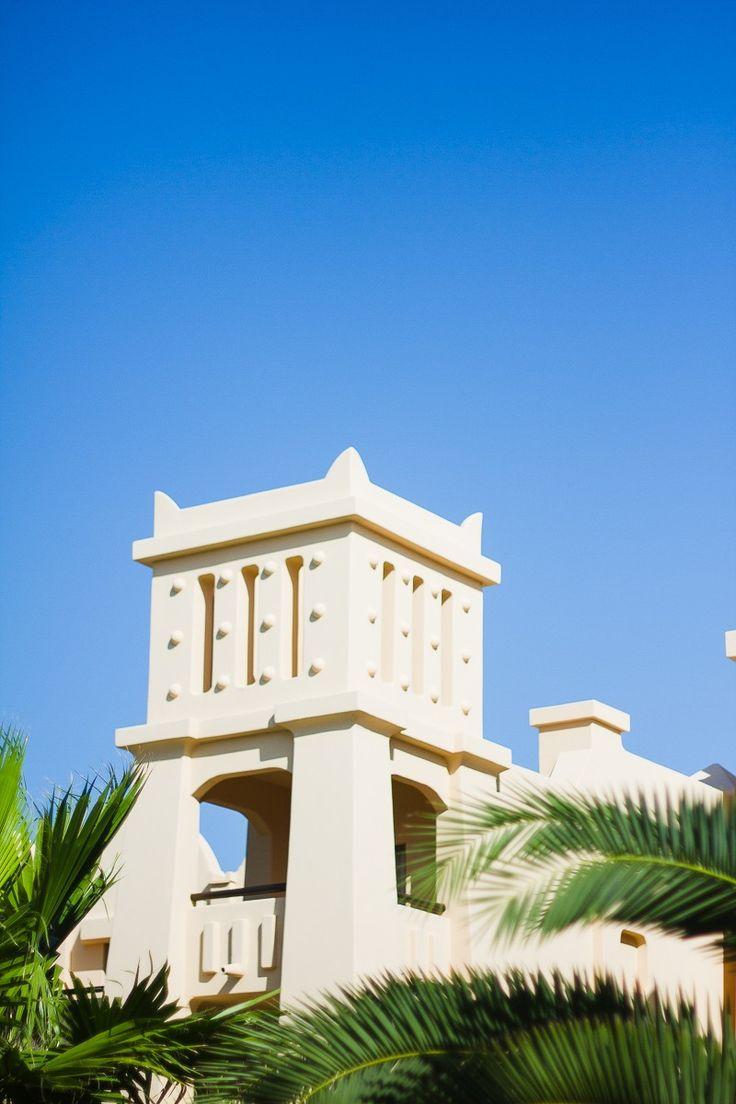 Honeymoon destination- Riu Touareg looks like a giant sandcastle - All Inclusive hotel in Boa Vista, Cape Verde.