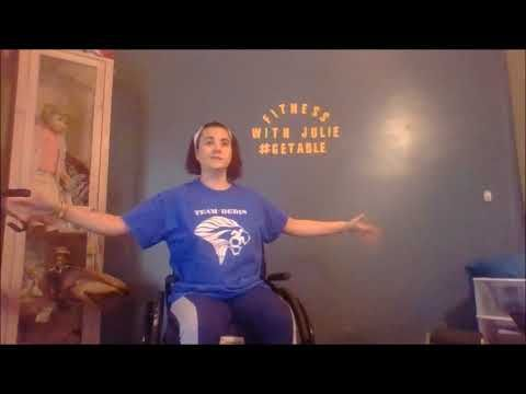 Fitness with Julie: Chair Yoga 1