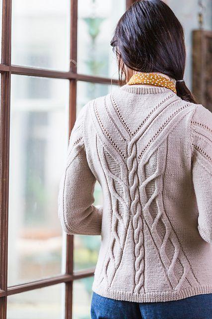 Ravelry: Fieldstone pattern by Norah Gaughan
