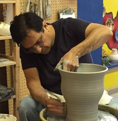 The Clay Pot is a (mostly) family run studio located in Spotswood, New Jersey. This studio is a labor of love and its foundation is based on the passion to create and teach the wonderful art of pottery.