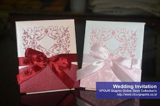 undangan pernikahan hardcover mini jakarta